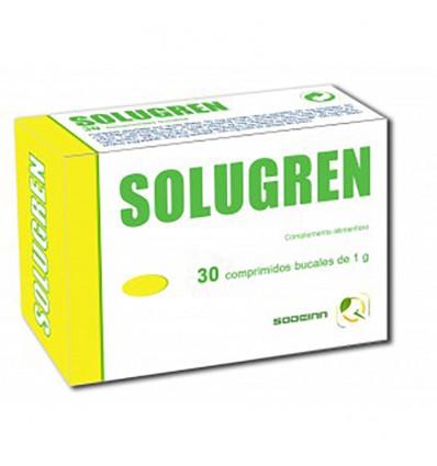Solugren 30 comprimidos