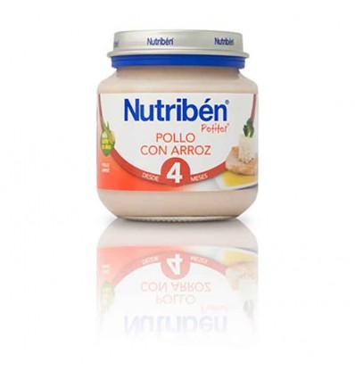 Nutriben Potito Pollo con Arroz 130 g