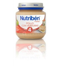 Nutriben Potito Pollo con Verduras 130 g