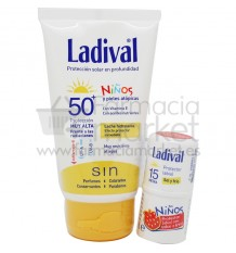 Ladival Niños 50 Crema Facial 75 ml Pack