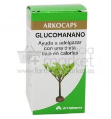 Arkocapsulas Glucomanano 50 capsulas