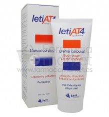 Leti At-4 Crema Corporal 200 ml