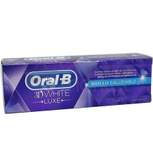 Oral B 3D White Brillo Saludable 75 ml