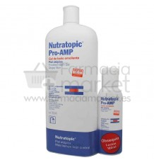 nutratopic gel de baño 750 ml