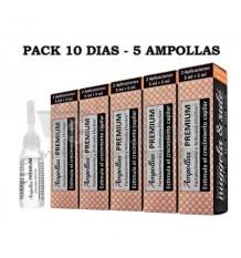 Nuggela Sule Ampolla Anticaida Pack 5 Unidades