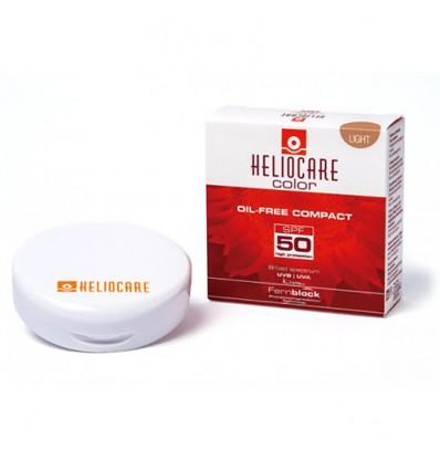 Heliocare Compacto Oil free Spf 50 light