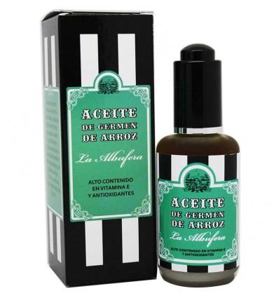 La Albufera Aceite de Germen de Arroz 50 ml