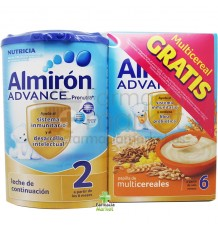 Almiron Advance 2 800 g Regalo