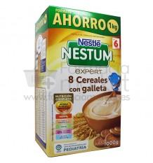 Nestum 8 cereales Galleta 1000 g Formato Ahorro