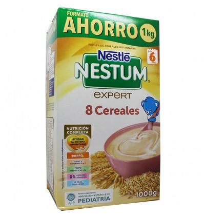Nestum 8 cereales 1000 g Formato Ahorro