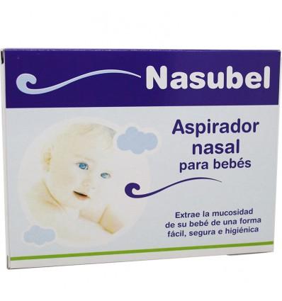 Nasubel Aspirador Nasal de bebes