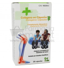 Rueda Farma Colageno 30 capsulas