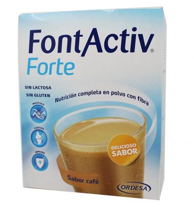 Fontactiv Forte Cafe 14 sobres