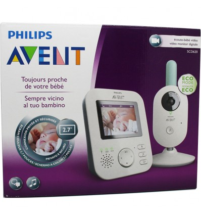 Avent Philips Video Monitor SCD 620