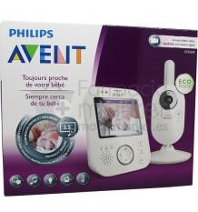 Avent Philips Vigilabebes Video Camara Monitor SCD 630