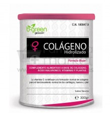 Bgreen Colageno Mujer 300 g