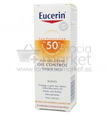 Eucerin Sun Solar Oil Control Dry Touch 50 ml