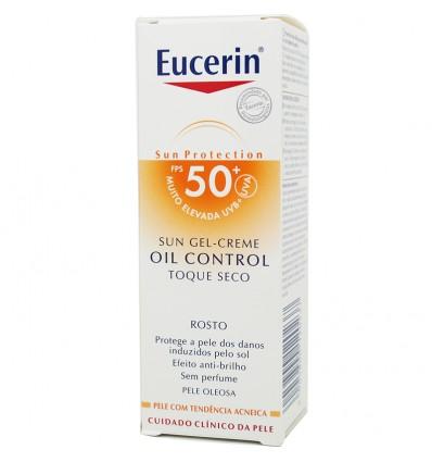 Eucerin Sun Solar Oil Control Dry Touch 50 ml oferta