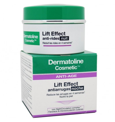 Dermatoline Cosmetic Lift Effect Antiarrugas Noche 50 ml