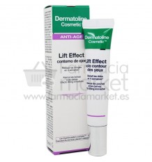 Dermatoline Cosmetic Lift Effect Contorno de Ojos 15 ml