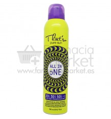 That´so Protector Solar spray 20-30-50 200 ml