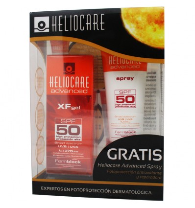 Heliocare XF 50 Gel 50 ml Pack