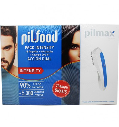 Pilfood Pack Intensity Peine Laser