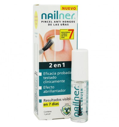 Nailner Pincel Antihongos 5 ml