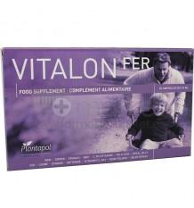 Plantapol Vitalon Fer 20 ampollas