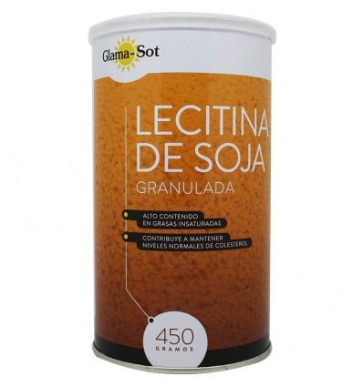 Glama sot Lecitina de Soja 450 grms