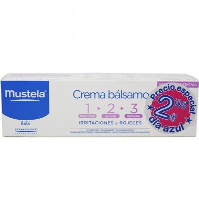Mustela Bebe Crema Balsamo 50 ml Promocion
