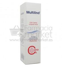 comprar Multilind gel Crema Limpiador Facial 125 ml
