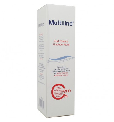 Multilind gel Crema Limpiador Facial 125 ml