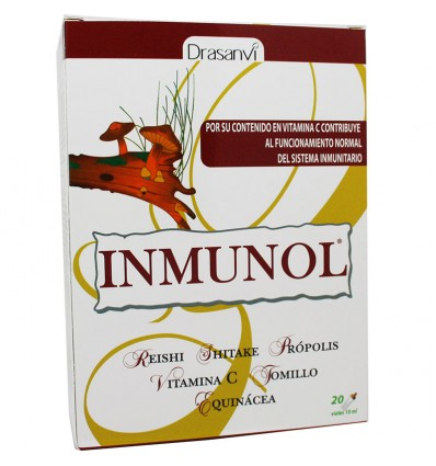 Inmunol 20 ampollas