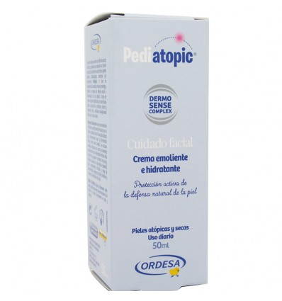 Pediatopic Cuidado Facial 50 ml