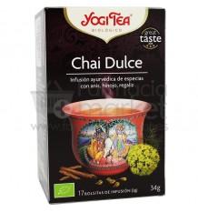 Yogi Tea Chai Dulce 17 Bolsitas