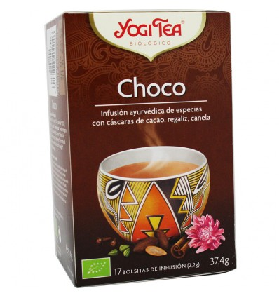 Yogi Tea Chocolate 17 Bolsitas