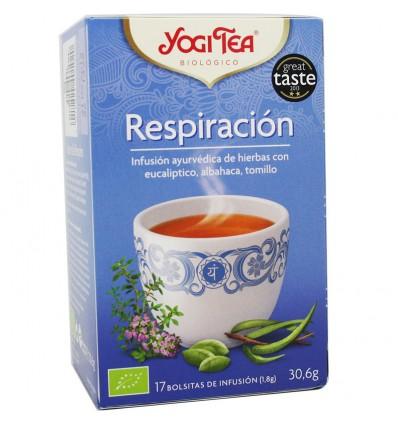 Yogi Tea Respiracion 17 Bolsitas