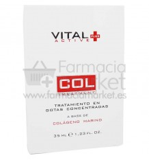Col Colageno Marino Vital Plus 35 ml