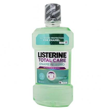 Listerine Cuidado Total Reparador Esmalte 500 ml