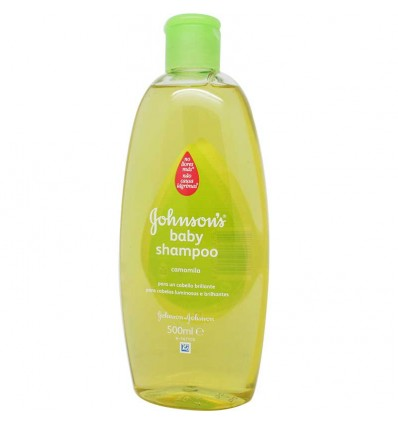 Johnsons Baby Champu Camomila 500 ml