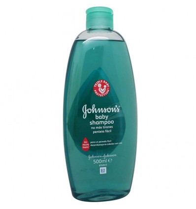 Johnsons Baby Champu No mas Tirones 500 ml