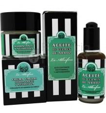 La Albufera Pack Aceite Crema Germen Arroz