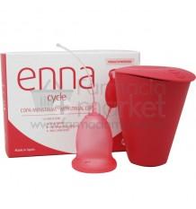 Enna Cycle Copa Menstrual L 2 Unidades