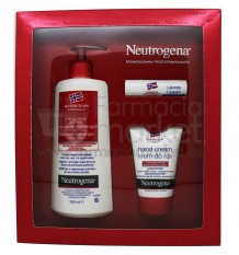 Neutrogena Intensiva Cofre Regalo