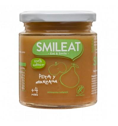 Smileat Potito Pera Manzana 230 g