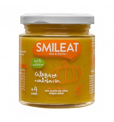 Smileat Potito Calabaza Calabacin 230 g