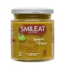 Smileat Potito Ternera Verduras 230 g
