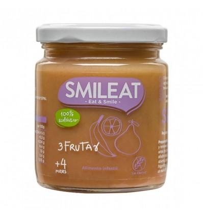 Smileat Potito 3 Frutas 230 g