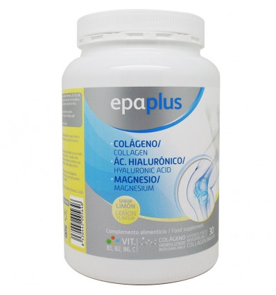 Epaplus Colágeno Hialuronico Magnesio Limon 332 g